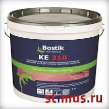<b>Bostik KE 310</b> экономичный <b>клей</b> для <b>напольных</b> покрытий