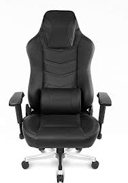 AKRacing Office Series Onyx Deluxe Executive <b>Real Leather</b> Desk ...