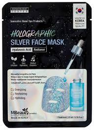 Mbeauty <b>маска Holographic</b> Silver Face <b>Mask голографическая</b> ...