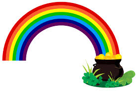 Image result for picture of a rainbow around a council meeting