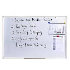 Magnetic <b>marker</b> board <b>STAFF</b>, 60*90 cm, White| | - AliExpress
