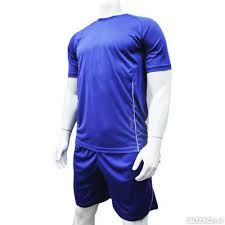 Футбольная форма с коротким рукавом /Англия/ синий L в ...