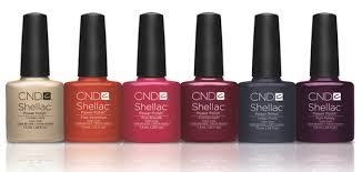 <b>CND Shellac</b> and Vinylux <b>Modern Folklore</b> Manicures and ...