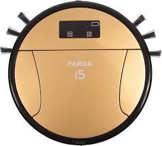 <b>Робот</b>-<b>пылесос Panda i5</b> золото купить в интернет-магазине ...