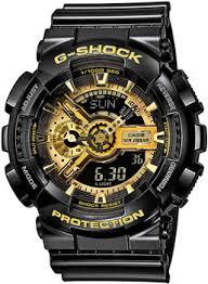 Наручные <b>часы Casio G</b>-Shock с золотистым циферблатом ...