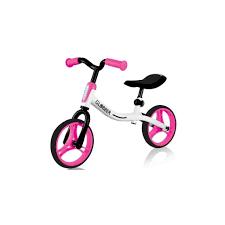 <b>Беговел Globber Go</b> Bike бело-розовый купить в интернет ...