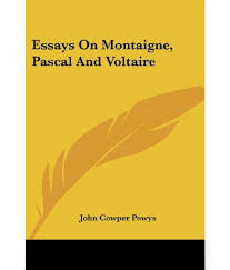 essays on montaigne pascal and voltaire buy essays on montaigne essays on montaigne pascal and voltaire