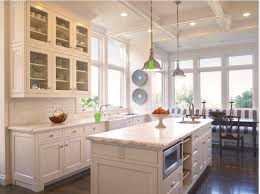 coffered ceiling kitchen traditional lighting