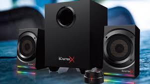 Тест и обзор <b>колонок Creative Sound BlasterX</b> Kratos S5 ...