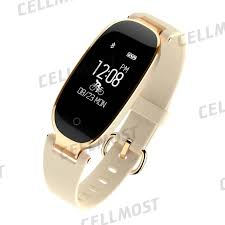 S3 Bluetooth 4.0 Fitness Tracker Dynamic Heart Rate <b>Smart Health</b> ...