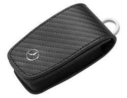 Кожаный футляр для <b>ключей</b> Mercedes-Benz <b>Key Wallet</b>, Gen. 6 ...
