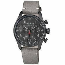 <b>Alpina</b> корпус из нержавеющей стали кожа наручных <b>часов</b> ...