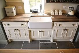 amazing worktops sink units kitchen standing basin
