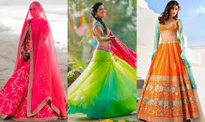 #ShineBright: Latest <b>Neon</b> Outfits For Brides & Bridesmaids That Are ...