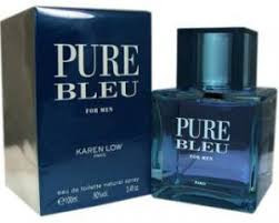 <b>Karen Low Pure Bleu</b> EDT For Him : Buy Online Perfumes ...