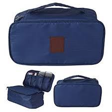 EVTECH(tm <b>Portable Travel</b> Drawer Dividers Closet Organizers <b>Bra</b>