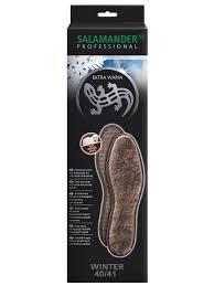 Стельки из овчиной шерсти Extra Warm р.40/41 Salamander ...
