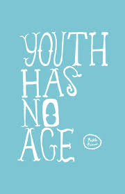 the perfect line: 15 Endearing Quotes on Youth & Being Young ... via Relatably.com