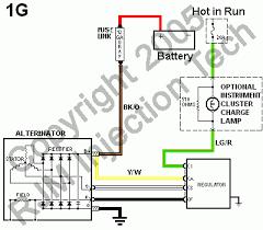 94 f150 alternator wiring diagram 94 wiring diagrams