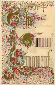 ornate vintage book title page beautiful the graphics fairy ornate vintage book title page
