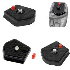 <b>1pc Quick Release</b> Plate QR Plates For Manfrotto 785PL 1/4 Inch ...