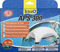 Tetra APS300 Silent Aquarium Air Pump for <b>120 - 300</b> Litre Fish ...