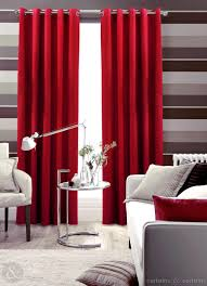 curtains and red grommet for accessoriesravishing orange living room light homecapricecom ideas