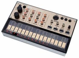 Аналоговый <b>синтезатор Korg Volca</b> Keys купить в Санкт ...
