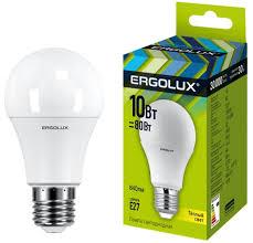Лампочки <b>ERGOLUX</b> – купить <b>лампу</b> недорого с доставкой в ...