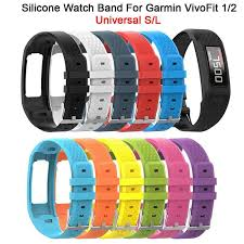 New <b>Comfortable Silicone Replacement</b> Watch Band Wrist Strap For ...