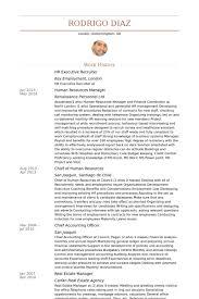 Hr Executive Resume Samples   VisualCV Resume Samples Database lower ipnodns ru Human Resources Resume Sample  Resume Sample Human Resources Executive
