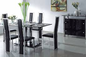 Tall Dining Room Set Engaging Images Of Dining Room Decoration Using Retro Style Dining