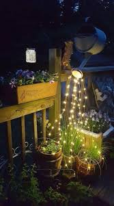 Фото 47: Садовый <b>светильник</b> своими руками - лейка | Искусство ...