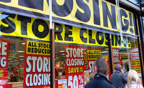 Image result for pictures of America's Retail Apocalypse