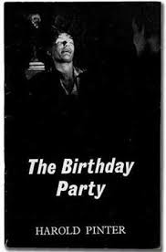 The <b>Birthday Party</b> (play) - Wikipedia