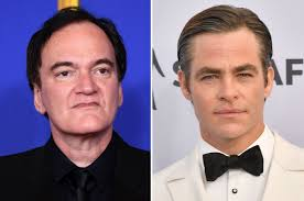 Quentin Tarantino: <b>Chris Pine</b> Is Hollywood's Best Chris | IndieWire