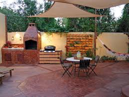 building inexpensive rustic outdoor