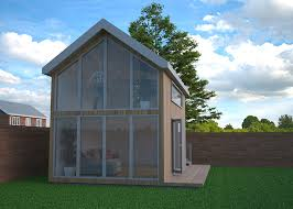 you cant build a two storey building in your garden under permitted development rules building a garden office