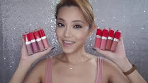 <b>Rouge Dior Ultra Care</b> Liquid Lipstick Swatches - YouTube