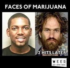 Faces of Marijuana | Know Your Meme via Relatably.com