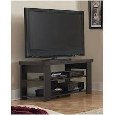 larkin espresso tv stand for tvs up to 47 by ameriwood bca living room furniture