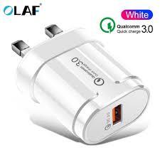 <b>OLAF 1 USB QC3.0</b> Quick Charge Fast Charging Charger Universal ...
