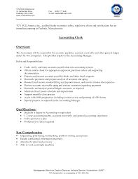 resume accounting clerk resume sample accounting clerk resume sample images full size
