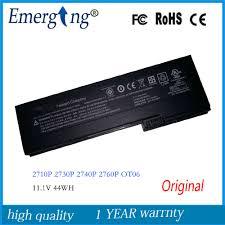 <b>11.1V</b> 44WH New <b>Original Laptop Battery</b> for HP EliteBook HSTNN ...