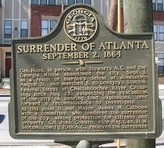 「Sherman captured Atlanta」の画像検索結果