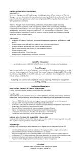 examples of resumes that work alex mooney area manager middot event coordinator