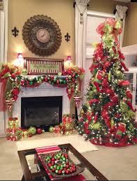 inspiring christmas fireplace mantel decoration