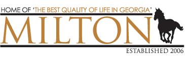 City of Milton logo