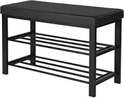 Black - Storage Benches / Entryway Furniture: Home ... - Amazon.com