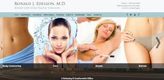 website design portfolio san diego internet marketing guyz dr ron edelson